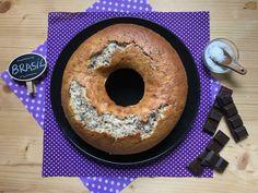 Bolo formigueiro Bagel, Doughnut, Bread, Sweet, Desserts, Bundt Cakes, Brownies, Food, Gastronomia