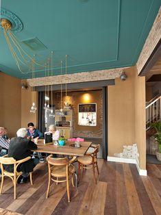 leemstuc afwerrking in Vorden bij grand cafe het meestershuis