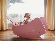 What voyages will your little one embark on next? Here's a one-of-a-kind vessel…