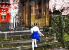 Meeting the Temple God by WhiteLadyMary  Lady Mary , Lord , Deus , Capcom, Hideki Kamiya, Hideaki Itsuno, デビルメイクライ DMC レディ デビルハンター 主 卿 大天使 刺客 卿