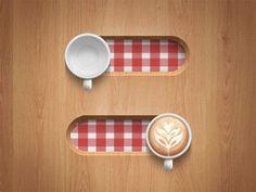 coffee toggles