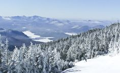 Lake Placid - nestled in New York's Adirondack Mountains