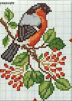 Trendy ideas for home sweet hom cross stitch charts free pattern Cross Stitch Bird, Cross Stitch Animals, Cross Stitch Flowers, Modern Cross Stitch, Cross Stitch Charts, Cross Stitch Designs, Cross Stitching, Cross Stitch Embroidery, Cross Stitch Patterns
