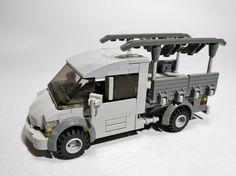 Modular truck | by monsinjor - Lego MOCs