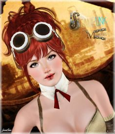 Steampunk accessories by Jennisims - Sims 3 Downloads CC Caboodle