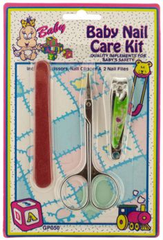baby nail care kit Case of 24