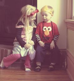 This reminds me so much of my niece & son<3