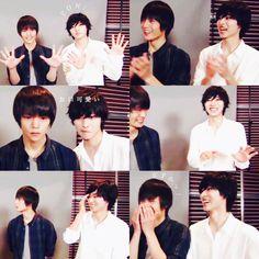 "Kento Yamazaki x Masataka Kubota, J drema ""Death Note"" PR, TV show ""PON"", 05/25/2015 https://www.youtube.com/watch?v=e5TEw_v2ctA"