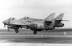 Hawker Hunter F. Mk. 51 (Fighter), 1956-1974