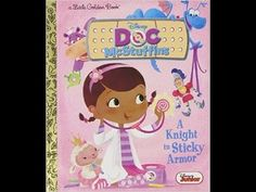 Doc McStuffins A Knight in Sticky Armor