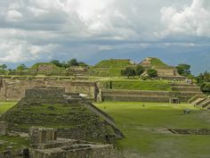 Monte Alban - Oaxaca, Mexico  Everything about Oaxaca is perfect: the scenery, the food, the architecture.