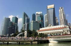 #Singapore. Asia for beginners - Lonely Planet