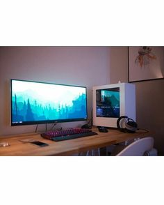 Here's a sweet simplistic setup by Reddit user jarquesp! I'm really digging the desk he's got. I'm not sure what model name it is but if you know it comment down below! ---------------- Like us on facebook. After a 100 likes there will be a Giveaway  Please be a look out. SIDTECHNOLOGY  #venturecapital #socialmedia #socialmediamarketing #marketing #marketingdigital #digitalmarketing #startup #startups #startuplife #techstartup #chattanooga #tech #technology #entrepreneur #entrepreneurs…