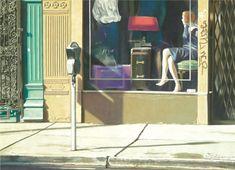 Landscape painting by Jaye Schlesinger   ArtistsNetwork.com