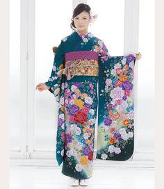 kimono- for hatachi