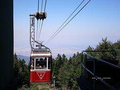 الموسوعة الشاملة للدولة التركية turkey  بورصا bursa Aerial Tramway, Beautiful Places, Building, Travel, Ss, Turkey, Viajes, Turkey Country, Buildings