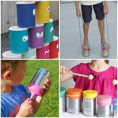 Artesanatos com palitos de picolé: 12 ideias lindas - Dicas Práticas Diy And Crafts, Crafts For Kids, Plastic Bottle Caps, Gardening, Education, Metal, Christmas, Bottle Caps, Pet Bottle