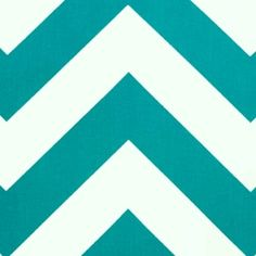 Zippy True Turquoise By Premier Prints - Drapery Fabric