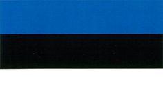 Estlands nationalflagga