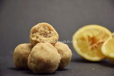Citronové pralinky