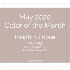 May 2020 Color of the Month  Energy Reading - Through the Kaleidoscope with Kelly Galea