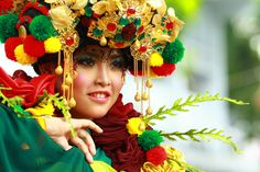 Annual Carnaval holds in Jember, East Java, By Alika