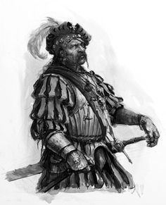 Officier (capitaine) Warhammer Empire