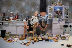 """Oh no"" Barbie"