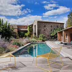 Combining boutique hotel and luxury guest house, La Maison d'Ulysse is located at the crossroads of Provence, Languedoc and the Cevennes Boutique Design, A Boutique, Boutique Hotels, Morocco Hotel, Hotel Meeting, Small Luxury Hotels, Beste Hotels, Hotel Amenities, Outdoor Spaces