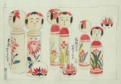 Omiyage Blogs: Japanese Folk Toys