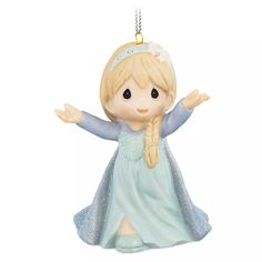 Elsa ''Have a Magical Season'' Figurine Ornament by Precious Moments | shopDisney