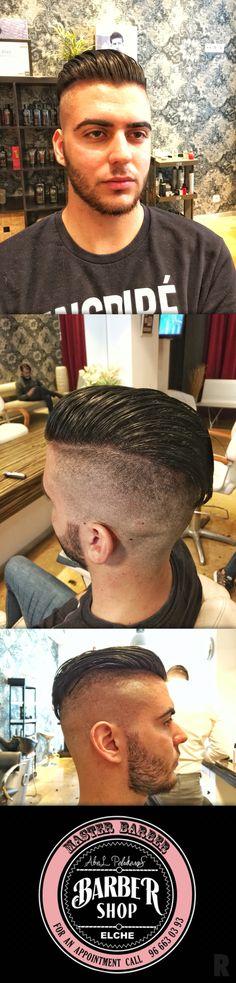 Trabajo realizado por el equipo Abel Pelukeros Elche @Abelpelukeros ELCHE® #Peluqueria #Hombre #Estilo #Style #Barber #Barbershop #Men #Barberia #Afeitado #Shave #AmericanCrew #Haircut #Abelpelukeros #Caballero #Masculino #Barbas #Cabello #Hair #Pelo #Beard #Tendencias #Friseure #Coiffure #Friseur #Homme #Man #Parrucchieri #Hairdressing #Elche #Spain
