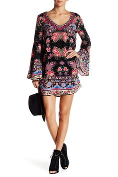 Image of Flying Tomato Floral Shift Dress