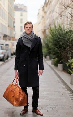 #Winter #StreetStyle.
