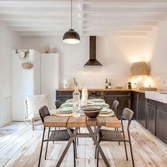 Cuisine rétro : inspiration cuisine à l'ancienne - Côté Maison