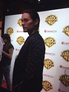 Jared leto cinemacon