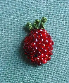 There are several ways to work berries, so I'm having a go at a few and sharing them. This time we're going to be looking at creating a bea...