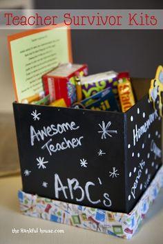 Teacher Appreciation Gifts  #teachergifts by thebigbiglemon