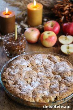 Apple Pie, Baking, Desserts, Food, Caramel, Tailgate Desserts, Deserts, Bakken, Essen