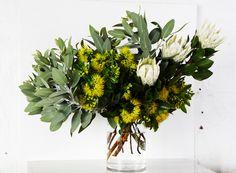 Image result for vase of australian flowers