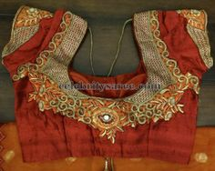 Patterns of Blouse Designs | Saree Blouse Patterns