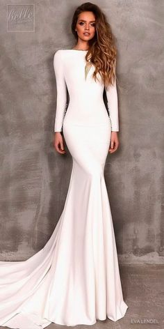 Simple wedding dress. Brides dream about finding the most appropriate wedding ceremony, however for this they require the most perfect bridal wear, with the bridesmaid's outfits enhancing the wedding brides dress. Here are a number of suggestions on wedding dresses.