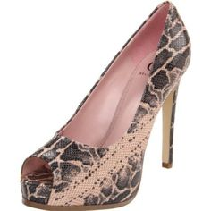 Kelsi Dagger Women's Lainey Peep-Toe Pump - designer shoes, handbags, jewelry, watches, and fashion accessories | endless.com