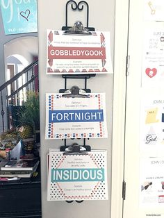 Fun family activity that builds vocabulary! www.Capturing-joy.com