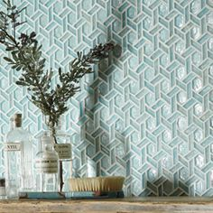 Love these mosaics!