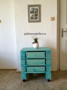 Stylus, Nightstand, Pallets, Table, Furniture, Home Decor, Decoration Home, Style, Room Decor
