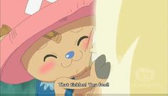Kyaaaaaaa ♡ #Chopper