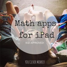 Maths Apps Your Children Will Love   you clever monkey