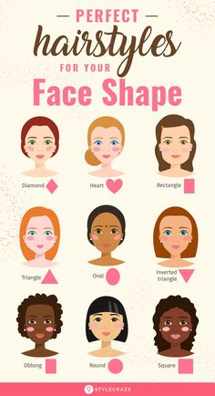 Hairstyles For All Face Shapes: The fault is not in your hairstyling skills, my friend. It's in your face shape. Beauty Tips For Hair, Beauty Secrets, Beauty Hacks, Hair Beauty, Beauty Care, Beauty Products, Beauty Skin, Top Beauty, Beauty Inside