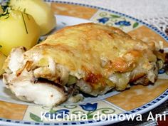 Lasagna, Food And Drink, Fish, Chicken, Ethnic Recipes, Diet, Kitchens, Pisces, Lasagne